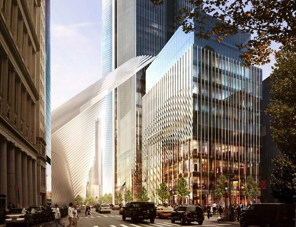 2 Wall Trade Center