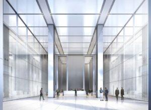 425 Park Avenue Interior Lobby